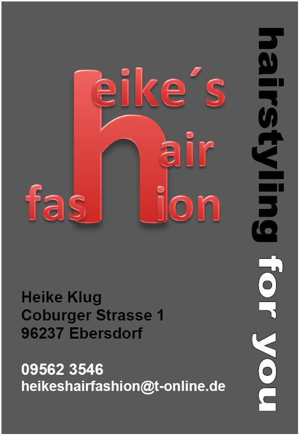 Heike´s Hair Fashion