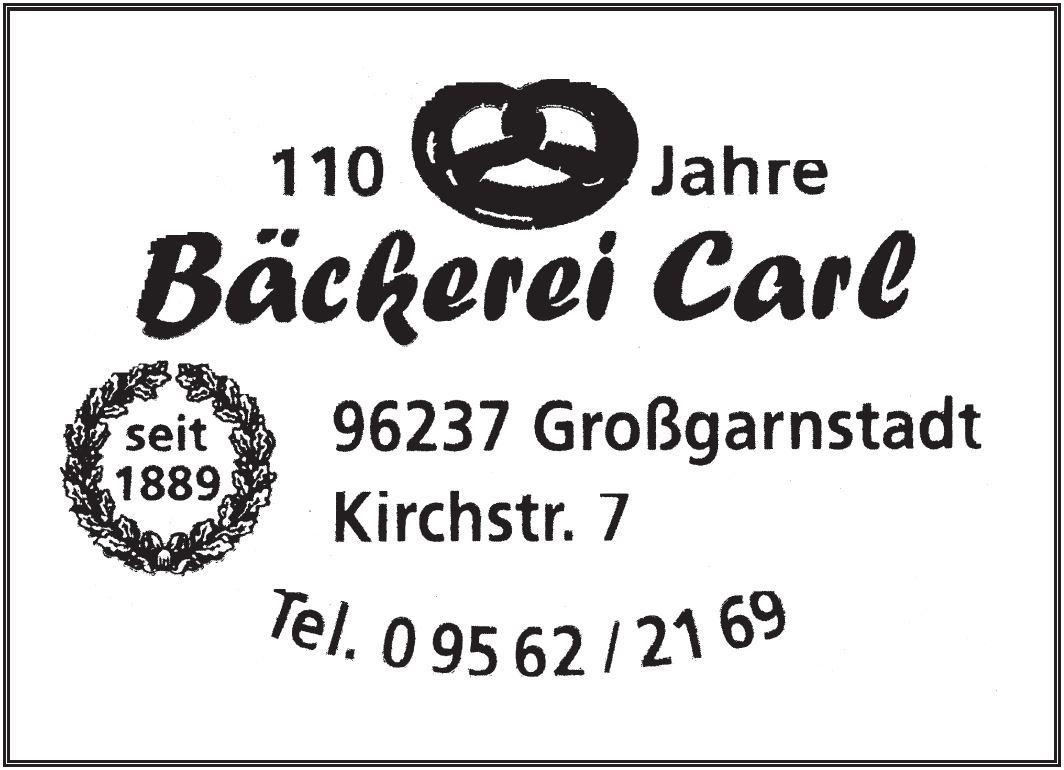 Bäckerei Carl