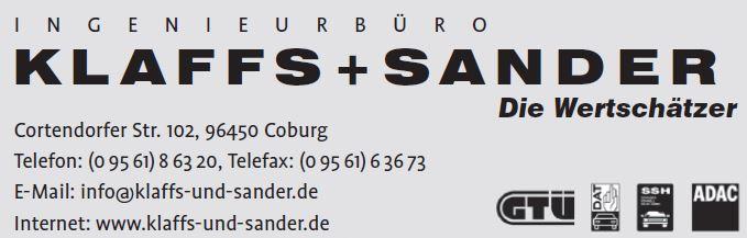 Ingenieurbüro Klaffs + Sander